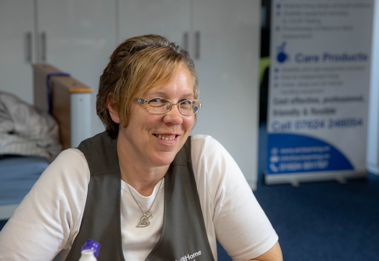 Gillian Steer (Home Help Manager)